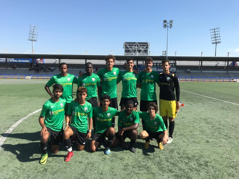 CD Leganes - AC Intersoccer Madrid