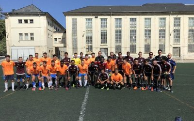 AC Intersoccer ends with success the preseason work in Leon lands