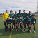 Trosieme match du Intersoccer Open Talents League vs CD Leganés