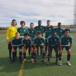 Third match of the Intersoccer Talents Open League vs. CD Leganés