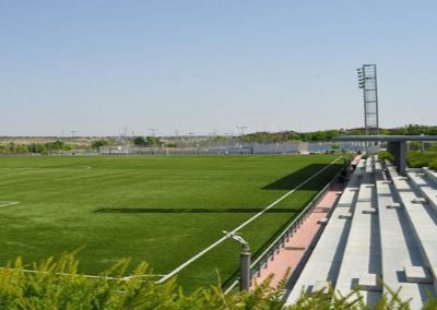 Alcobendas training grounds