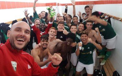 El AC Intersoccer Madrid lidera destacado el grupo 2º de Segunda Regional con pleno de victorias