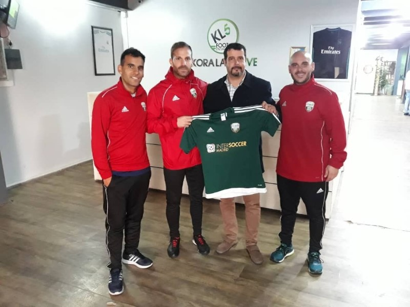 Intersoccer exports its technification program to Algeria