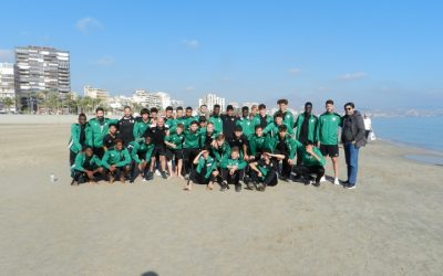 "Tour of the A.C. Interoccer for Alicante and Murcia in the ""Constitution Long Weekend"""